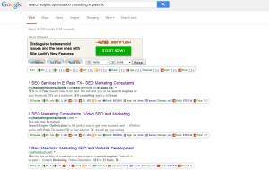 search engine optimisation consulting el paso tx